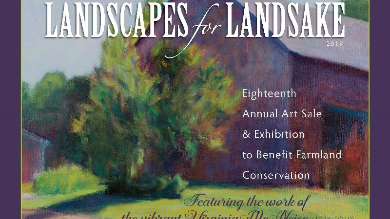 Preview Party - Landscapes for Landsake