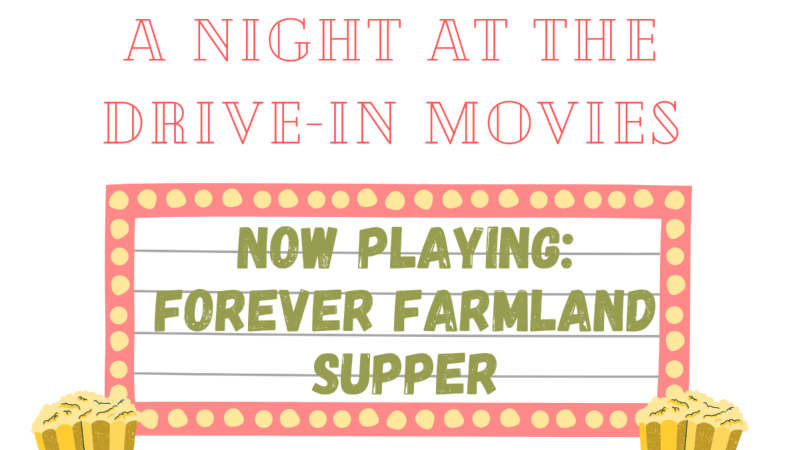 Forever Farmland Supper with Wallace and Gromit film