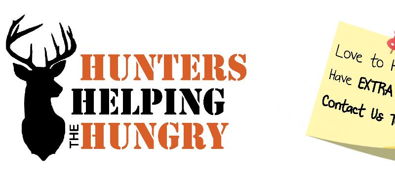 Hunters Helping the Hungry