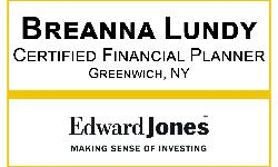 Breanna Lundy, Financial Advisor